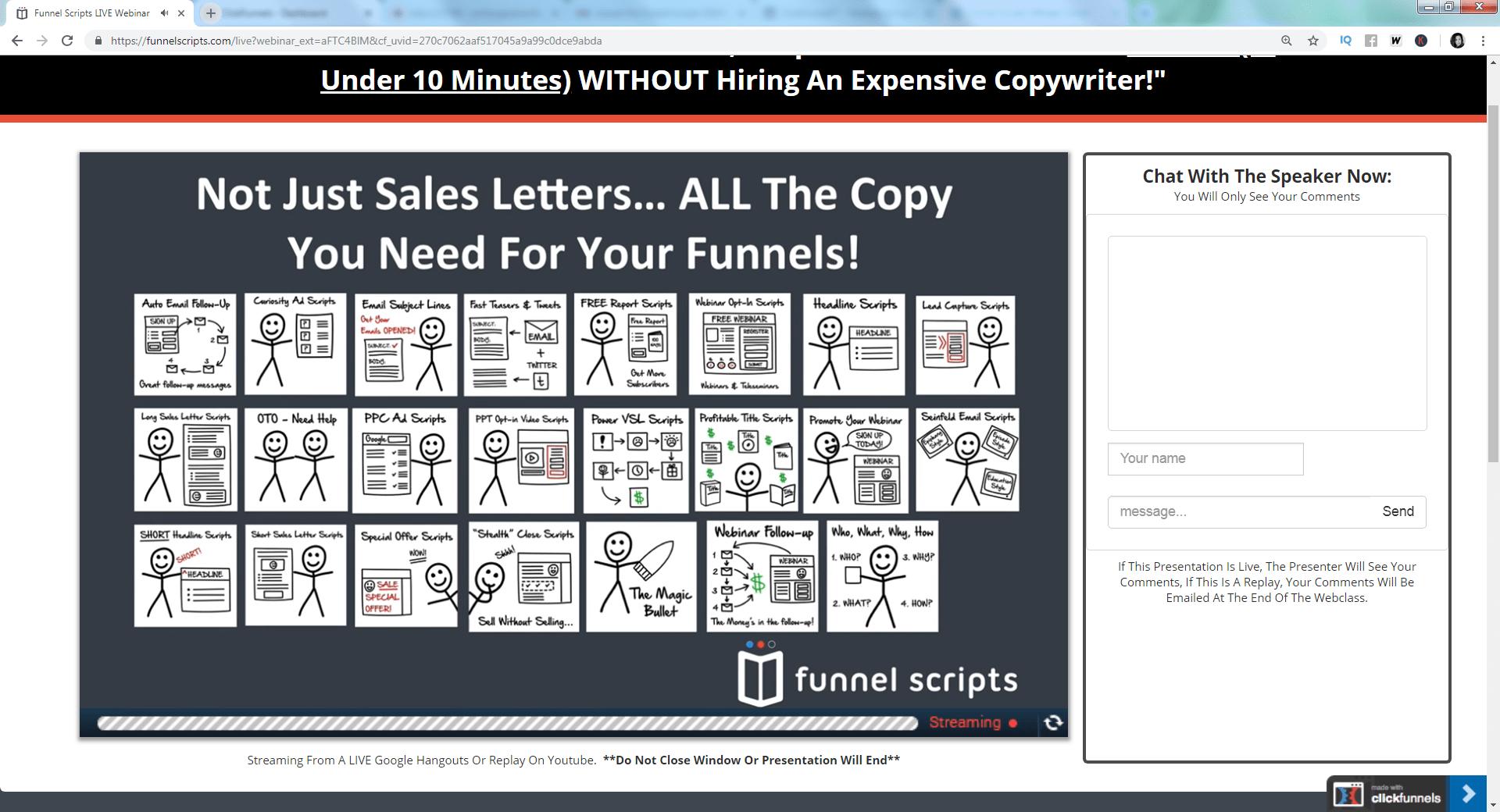 sales letter generator