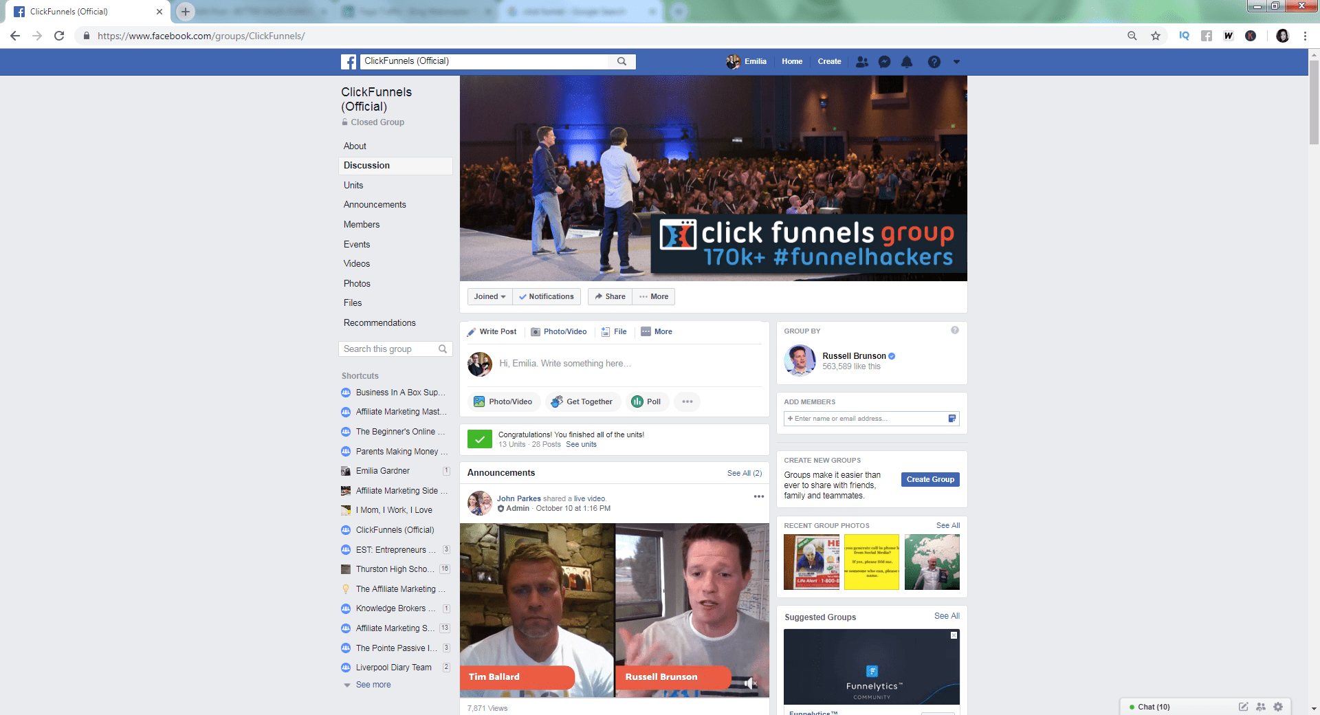 what exactly is clickfunnels